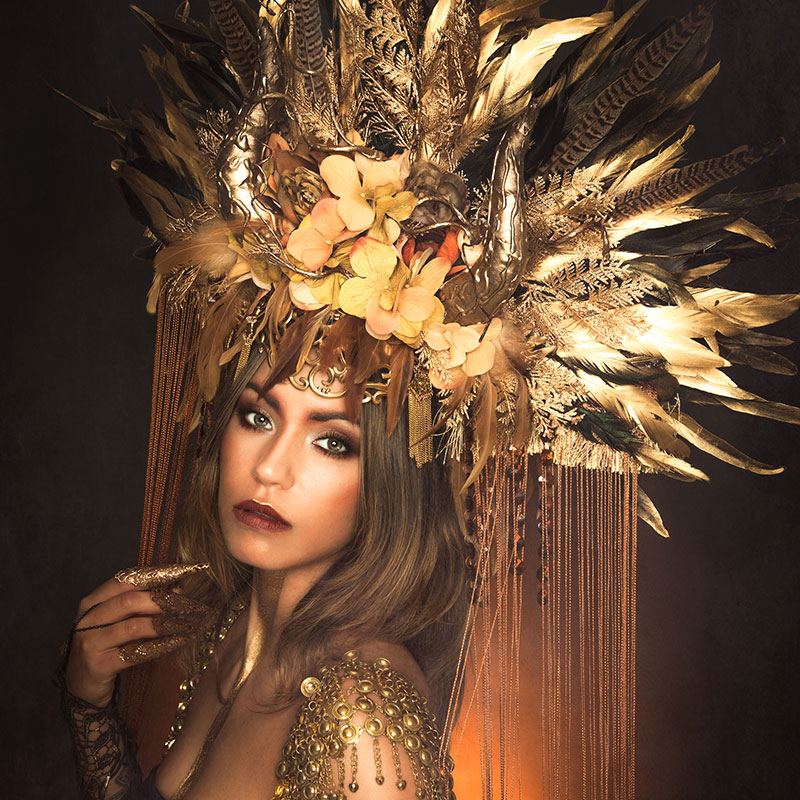 workshop Headdress