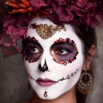 sugarskull makeup