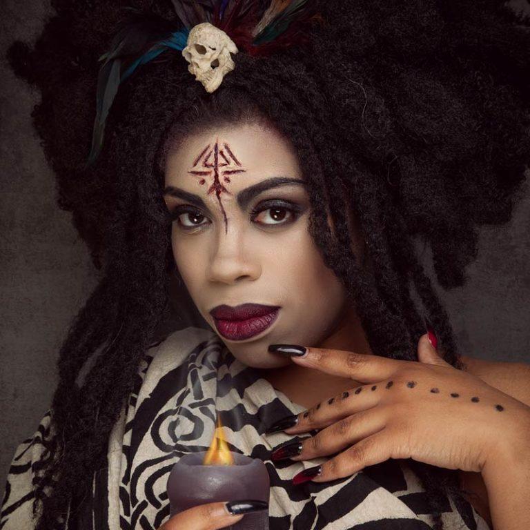 Halloween Make-up Workshop Amsterdam