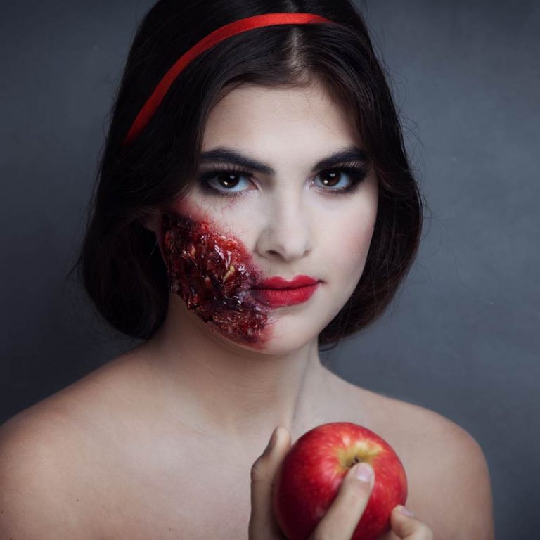 Workshop Halloween Make-up Amsterdam