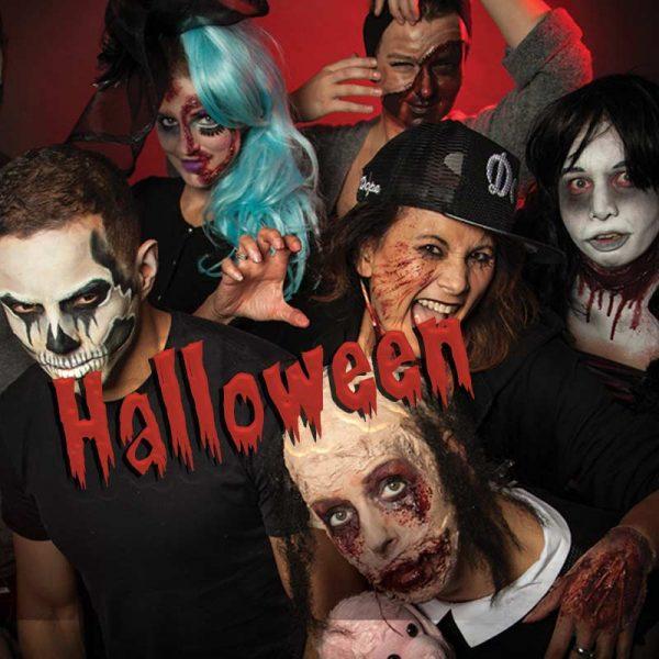 Halloween Workshop Amsterdam